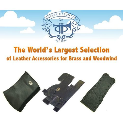 Leather Specialties Co King 2B,3B Series Right Hand Guard - Black