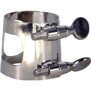 American Plating 336N-12 Ligature for Tenor Saxophone, Nickel Plated