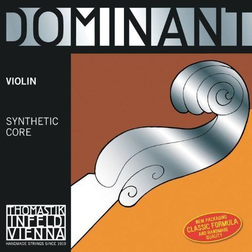 "Thomastik Dominant Violin Strings - 131 4/4 ""A"" String Aluminum Wound"