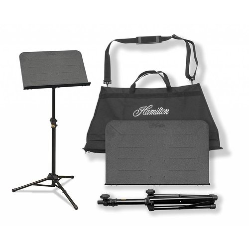 Hamilton KB90 Traveler II Portable Music Stand
