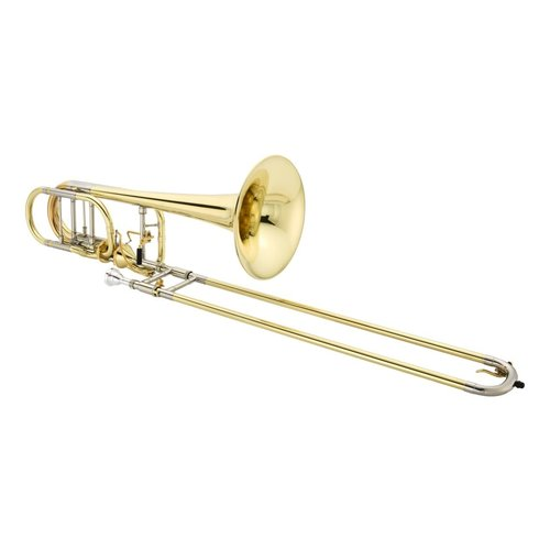 Jupiter Band Instruments XO 1240L-T Professional Independent System Bass Trombone
