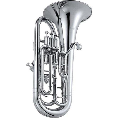 Jupiter Band Instruments XO 1270S Professional Compensating Euphonium