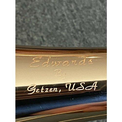 Edwards by Getzen Bass Trombone PREOWNED
