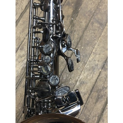 Cannonball Salt Lake City Big Bell Stone Series Alto Saxophone PREOWNED