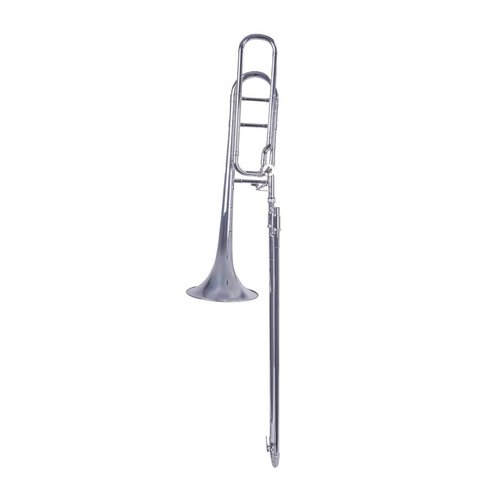 System Blue System Blue Professional Marching Trombone SBPTROMS - Silver