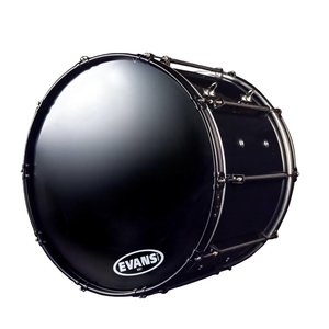"System Blue System Blue Professional Marching Bass Drum 14""X24"