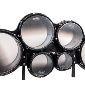 System Blue System Blue Natal Professional Percussion CF Hi-Tension Marching Tenor Drums