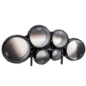 System Blue System Blue Professional Percussion CF Hi-Tension Marching Tenor Drums - HEX
