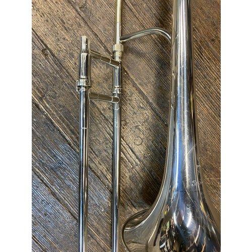 King 2B Silversonic trombone PREOWNED