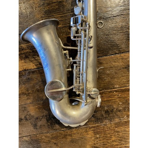 Buescher Curved Soprano Saxophone PREOWNED