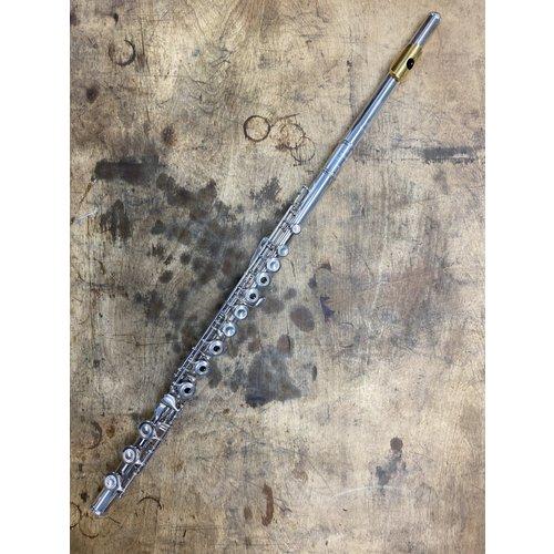 Yamaha 385II Intermediate Flute PREOWNED