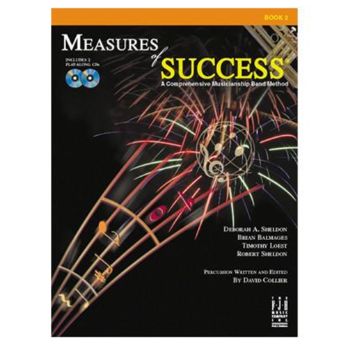 FJH Measures of Success for Band Book 2