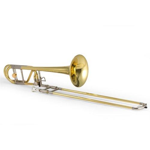 Jupiter Band Instruments XO 1236L-O Professional F Attachment Trombone