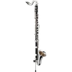 Jupiter Band Instruments Jupiter JBC-1000N Bb Bass Clarinet - Two Section Case