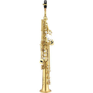 Jupiter Band Instruments Jupiter JSS-1100 Performance Level Bb Soprano Saxophone
