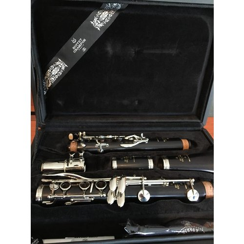 Buffet Crampon Buffet Crampon R13 Bb Professional Clarinet - Nickel-plated keys