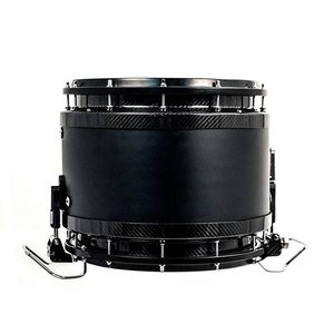 "System Blue System Blue Professional Percussion Phatboy CF Hi-Tension Marching Snare Drum 14""X12"