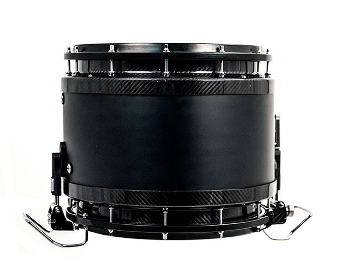 "System Blue System Blue Natal Professional Percussion CF Hi-Tension Marching Snare Drum 14""X12"