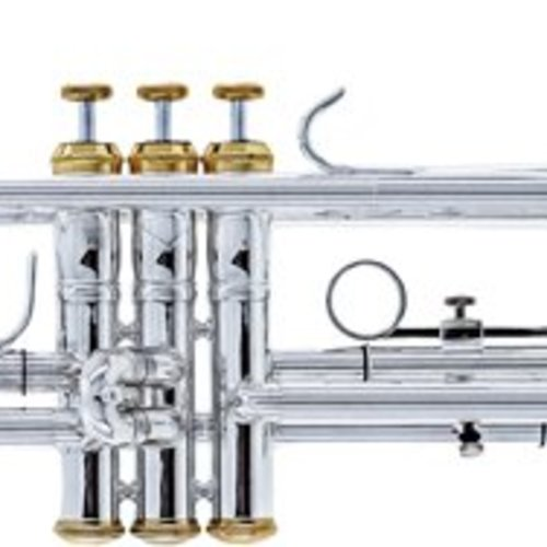 System Blue Professional Trumpets