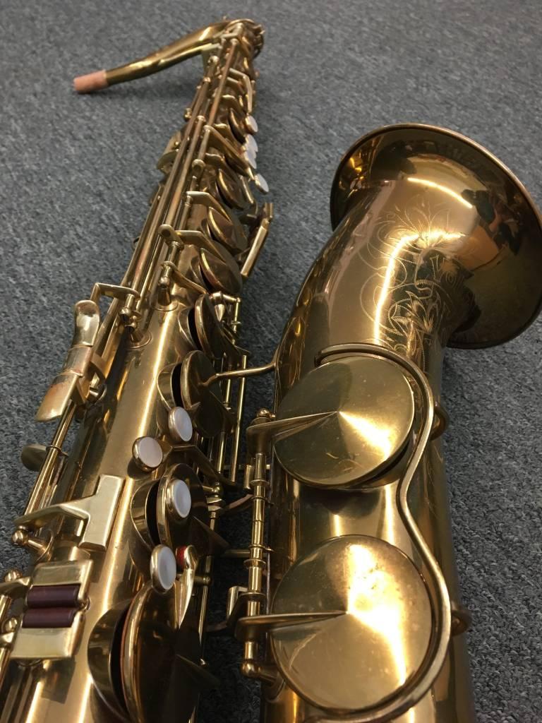 King King Voll-True II Tenor Saxophone - PRE-OWNED