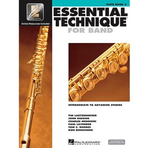 Essential Elements for Band Book 3