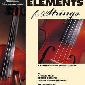 Essential Elements for Strings Book 1