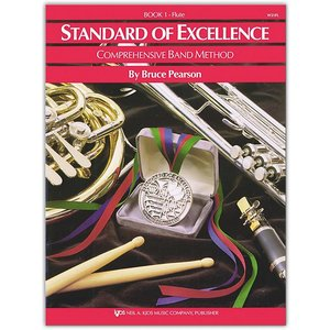 Kjos Standard of Excellence for Band Book 1