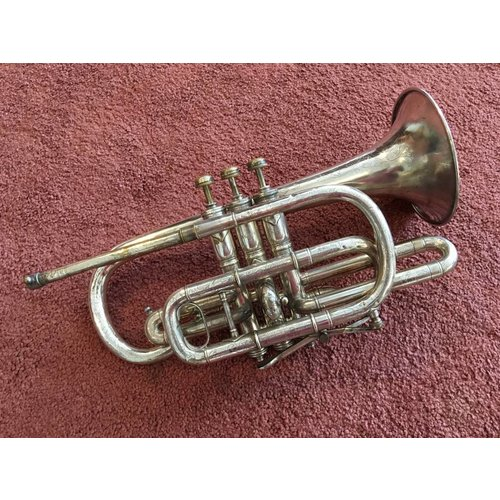 York & Sons Monarch Cornet - PRE-OWNED
