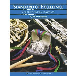 Kjos Standard of Excellence for Band Book 2