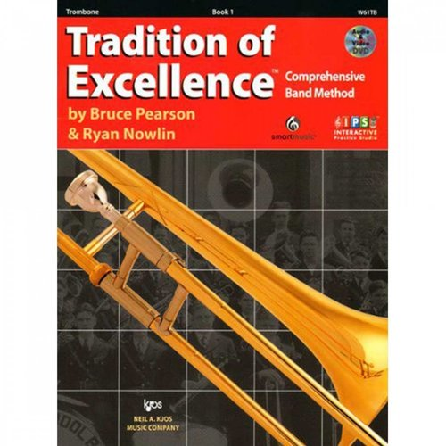 Kjos Tradition of Excellence Book 1
