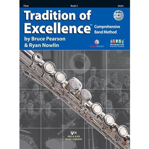 Kjos Tradition of Excellence for Band Book 2