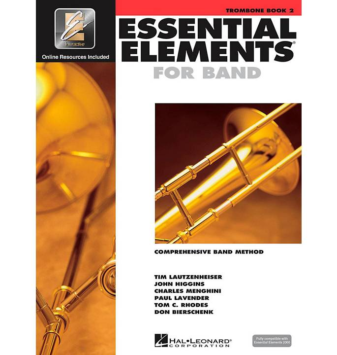 Essential Elements for Band Book 2