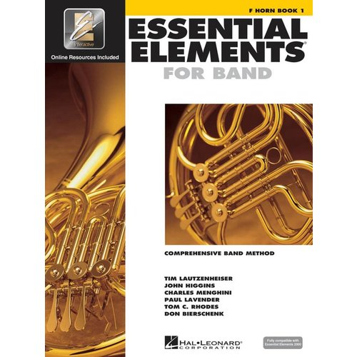 Essential Elements for Band Book 1