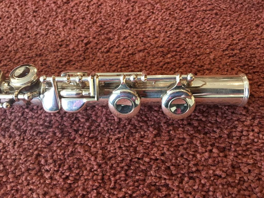 Pearl PF-501 Flute - PRE-OWNED