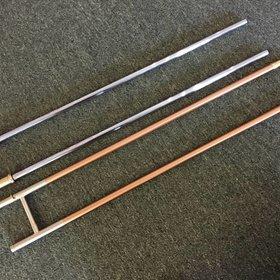 """BAC Musical Instruments BAC Musical Instruments """"Artist"""" Series Elliot Mason Trombone"""