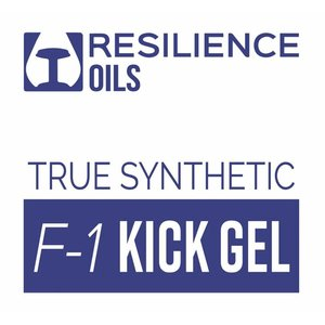 Resilience Oils True Synthetic Professional F-1 Kick Gel  - 1.25oz
