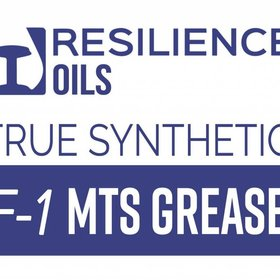 Resilience Oils True Synthetic Professional F-1 MTS Grease  - .33oz