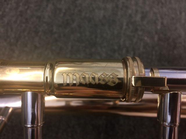 Maass Maass M500GB Tenor Trombone