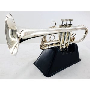 Bach Stradivarius Artisan Silver Eb Trumpet