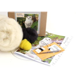 The Lunenburg Makery Needle Felting Kits