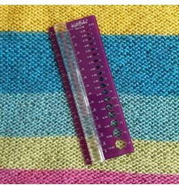 Knit Picks Needle Gauge