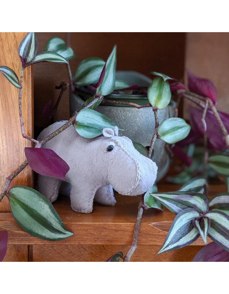 Rita Van Tassel House Hippo Kit