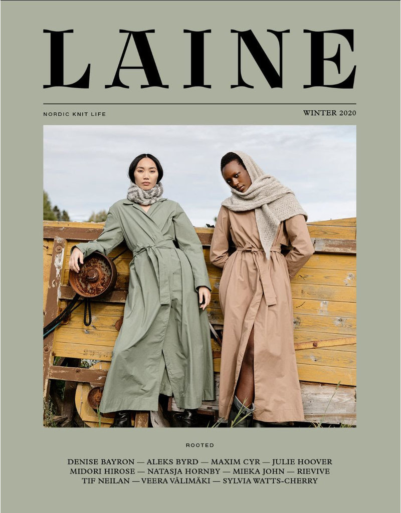 Laine Laine #10 Rooted