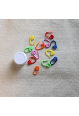 The Mariner's Daughter Removable stitch markers - Coloured