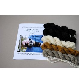 Fiona Alice Fingerless Glove kits