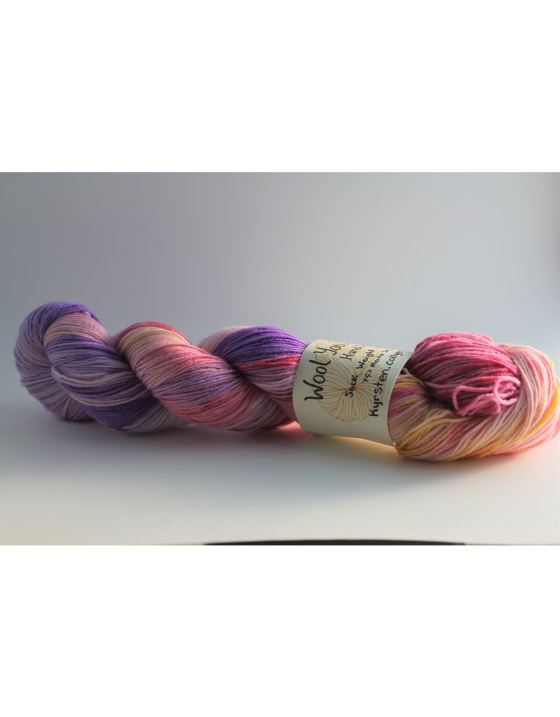 Wool You Dare Wool You Dare Sock 1 - Pinks & purples