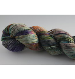 Wool You Dare Wool You Dare Sock 9 - Deep mutli coloured