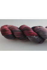 Wool You Dare Wool You Dare Sock 8 - Magenta and lavender greys