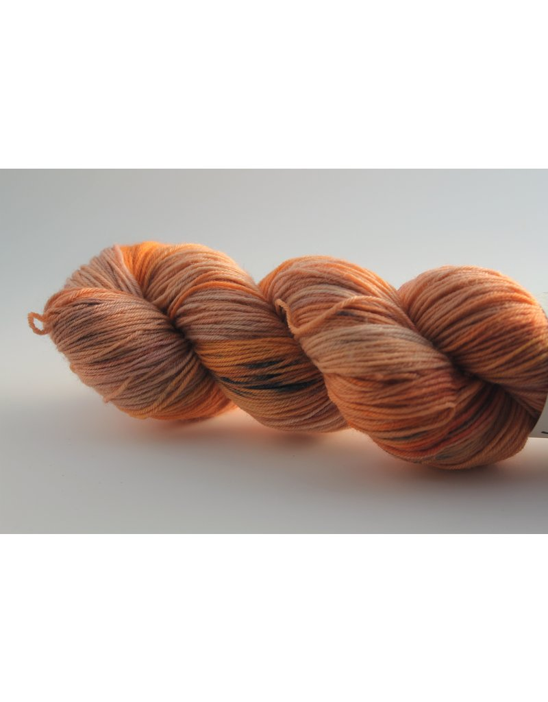 Wool You Dare Wool You Dare Sock 4 - Peach with navy specks