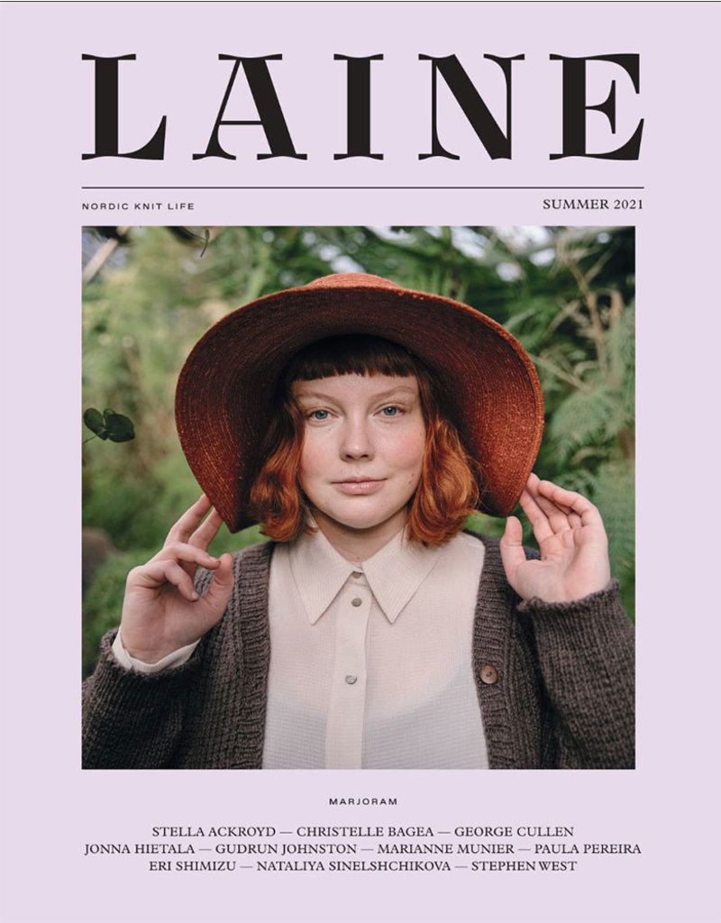 Laine Laine Magazine Issue 11 - Special Order Balance